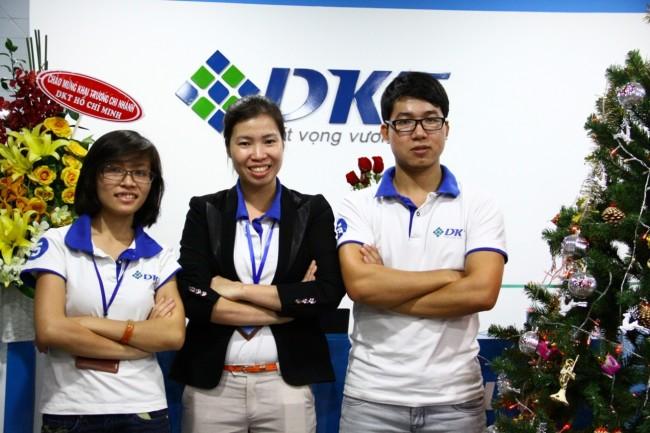 Đội ngũ tư vấn giàu kinh nghiệm cho giải pháp thiết kế web TP HCM