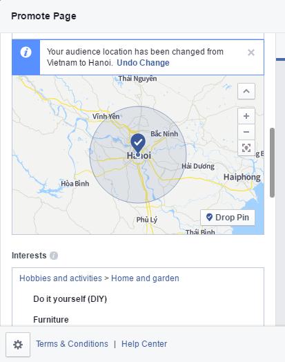Tối ưu mục tiêu trong tối ưu quảng cáo Facebook