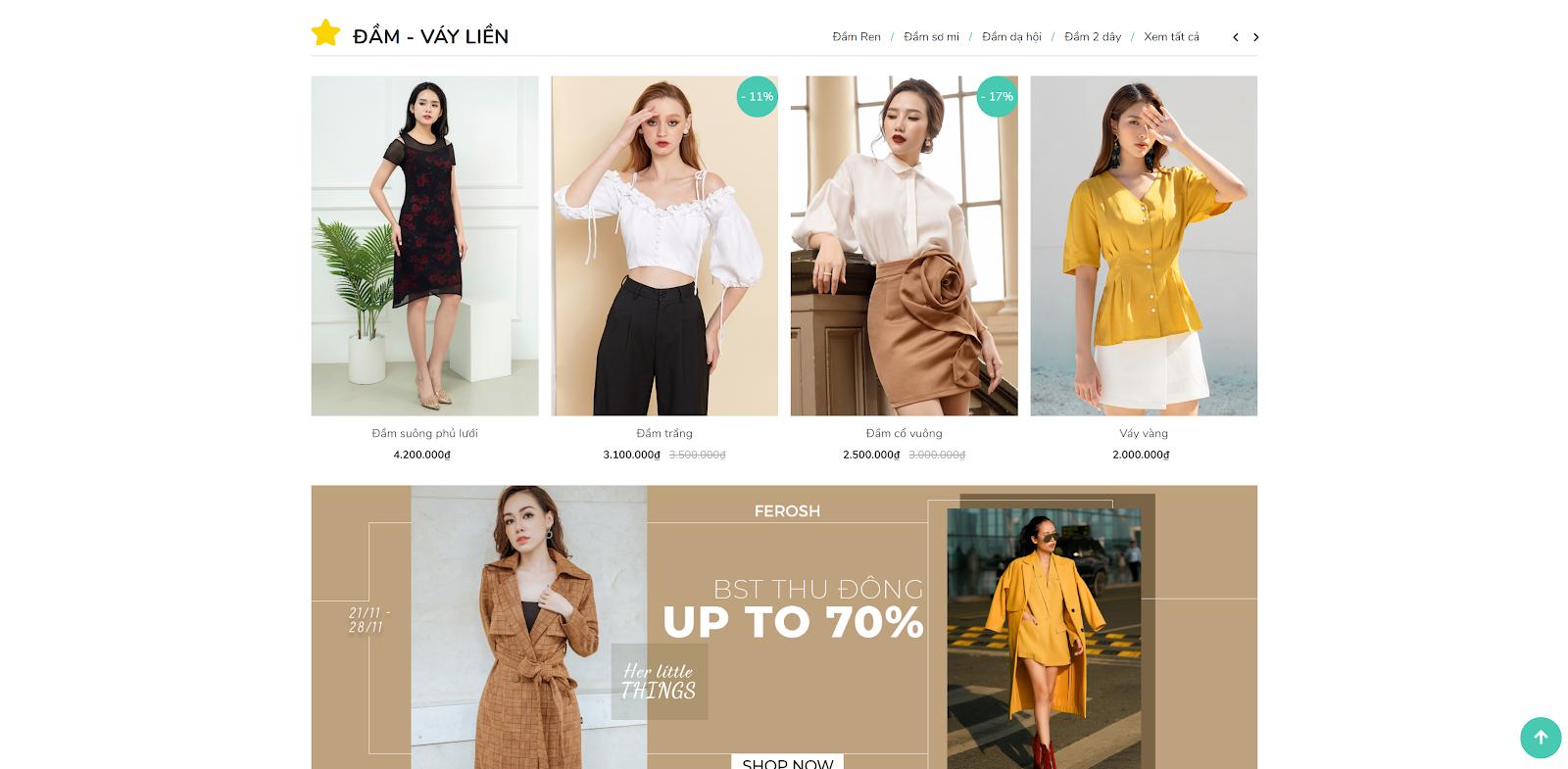 chụp ảnh quần áo bán hàng vừa khung hình
