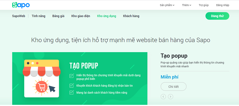 website bán quần áo online