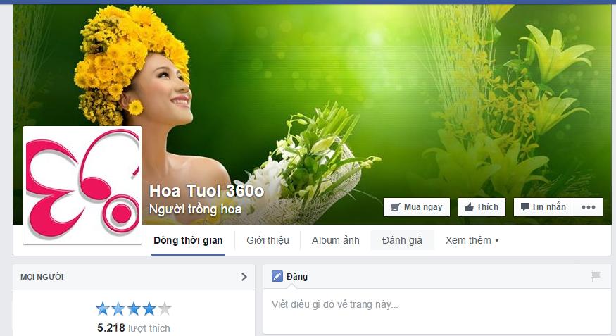 Mẹo kinh doanh hoa tươi online trên Facebook: Một vốn bốn lời