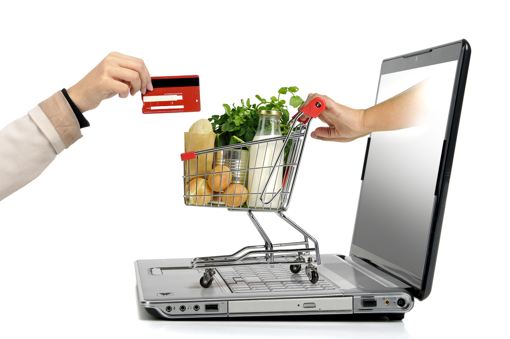 vận chuyển trong kinh doanh online