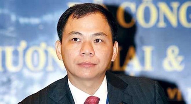 Năm 2015, Ai là người giàu nhất Việt Nam
