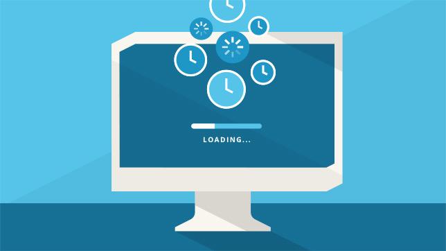 xu hướng thiết kế website 2021: tập trung vào tốc độ tải trang