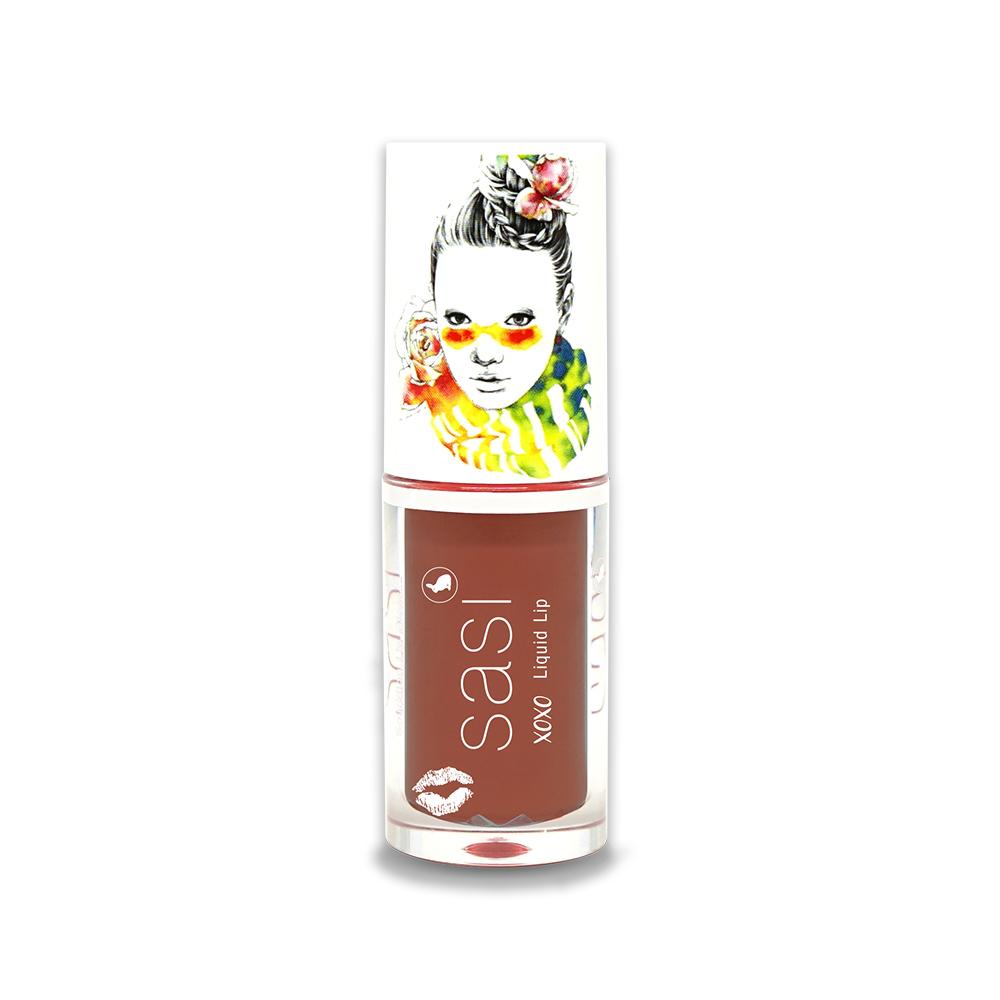 XOXO Liquid Lip#204 Summer Terracotta