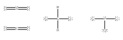 Which Of These Molecules Are Polar Check All That Chemistry Questions Answers Sawaal
