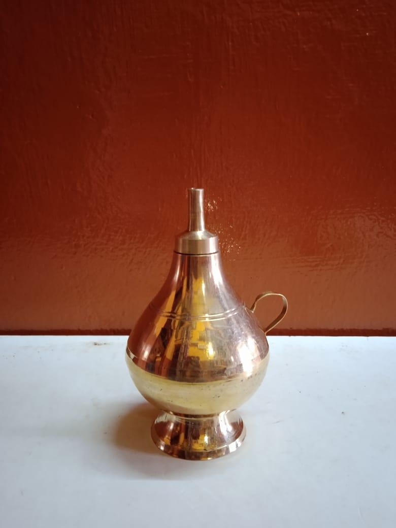 Press & Measure - Oil & Vinegar Dispenser for Dieters - 500 ml