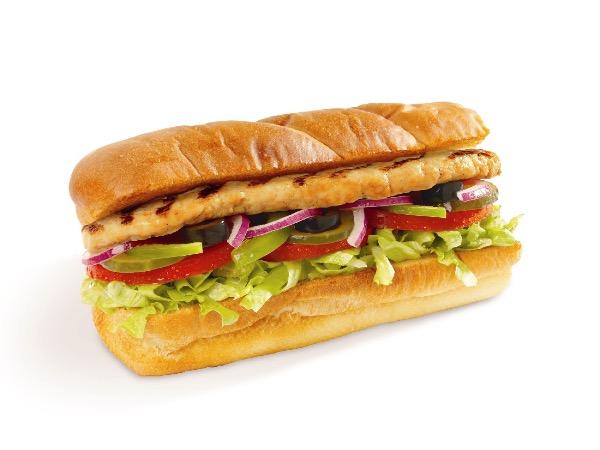 Chicken Steak Sub Sandwich, Old's Cool Bistro, streetbell.com, www.streetbell.com