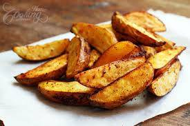 Potato Wedges, Old's Cool Bistro, streetbell.com, www.streetbell.com