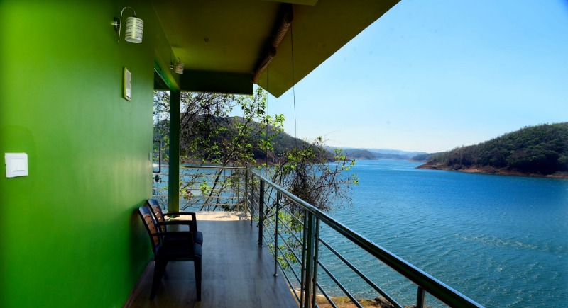 keralaforestecotourism.com,LAKE VIEW COTTAGE (SINGLE ROOM)