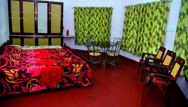keralaforestecotourism.com,LAKE VIEW COTTAGE (DOUBLE ROOM)