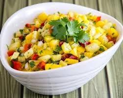 Pineapple Salad, Buraq Restaurant, streetbell.com, www.streetbell.com