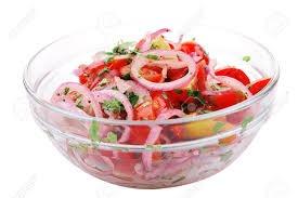 Onion Salad, Buraq Restaurant, streetbell.com, www.streetbell.com