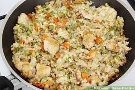 Mixed Fried Rice, Buraq Restaurant, streetbell.com, www.streetbell.com