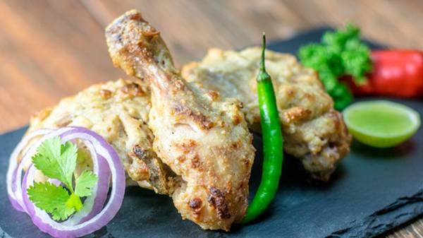 Chicken Afgani (F), Buraq Restaurant, streetbell.com, www.streetbell.com