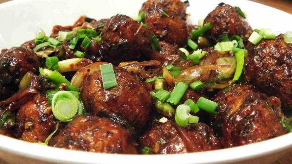 Veg Manjurian, Buraq Restaurant, streetbell.com, www.streetbell.com