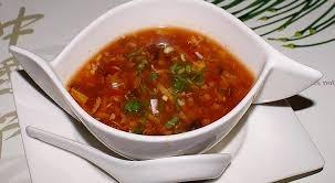 hot and sour soup, Saravana Bhavan, streetbell.com, www.streetbell.com