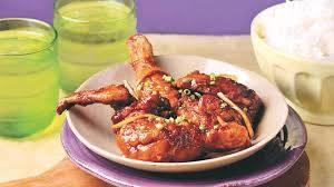 Ginger Chicken, Irani Restaurant , streetbell.com, www.streetbell.com