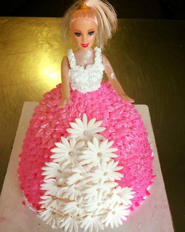 Barbie Doll Cake, C4Cake, streetbell.com, www.streetbell.com