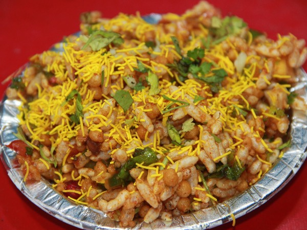 Bhel Puri, The Dhaba Project Chaat Corner, streetbell.com, www.streetbell.com