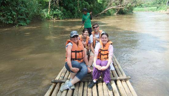 keralaforestecotourism.com,BAMBOO RAFTING AT 2PM