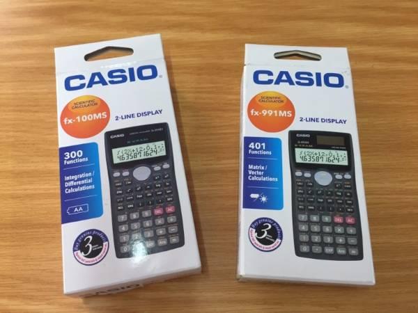 Casio Calculator fx-100MS, Suryaa Buisness Forms, streetbell.com, www.streetbell.com