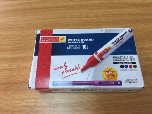 Camel White Board Marker Red, Suryaa Buisness Forms, streetbell.com, www.streetbell.com