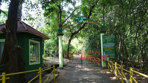 keralaforestecotourism.com, MEENMUTTY TREKKING AND INTERPRETATION CENTER