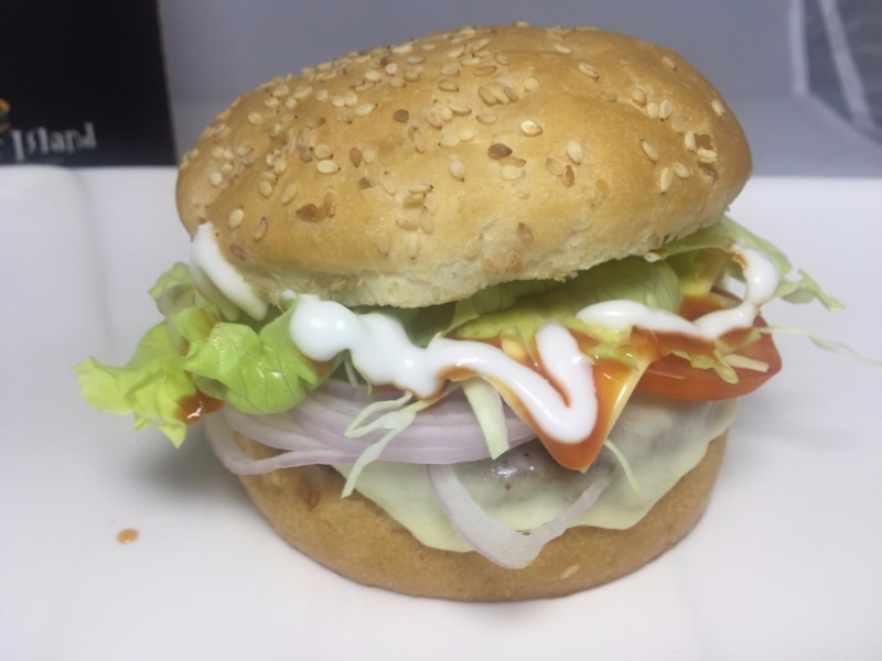Chicken - Fried Patty Regualr, The Burger Island, streetbell.com, www.streetbell.com