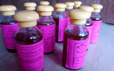 Harithasugantham Lemongrassoil Unit