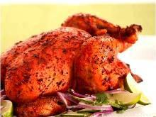 Tandoori Chicken Quarter, Garam Masala , streetbell.com, www.streetbell.com