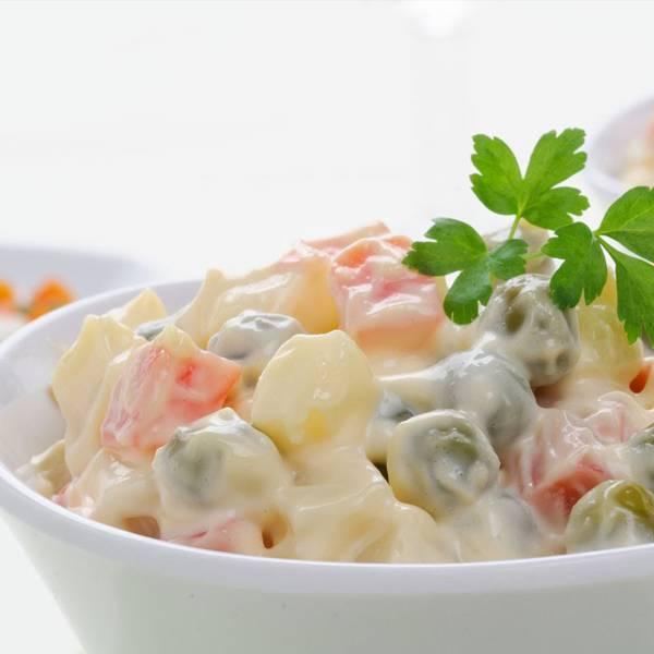 Russian Salad, Le Arabia Vazhuthacaud, streetbell.com, www.streetbell.com