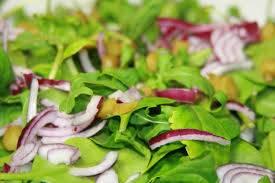 Green Salad, MRA Restaurant, streetbell.com, www.streetbell.com