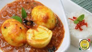 Egg Curry, MRA Restaurant, streetbell.com, www.streetbell.com
