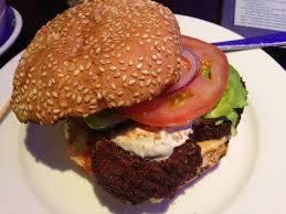 Falafel Burger, Zam Zam Bun Cafe, streetbell.com, www.streetbell.com