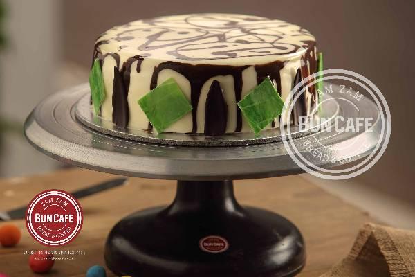 Vanila vanchio cake, Zam Zam Bun Cafe, streetbell.com, www.streetbell.com