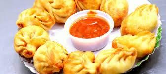 Fried Momos - Vegetable 5pcs, Burger Band, streetbell.com, www.streetbell.com