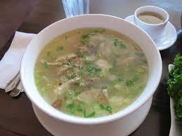 Chicken Clear Soup, Taste Of Travancore, streetbell.com, www.streetbell.com