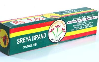 Sreya Candles