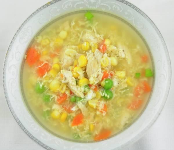 Sweet Corn Chicken, Khasak Restaurant, streetbell.com, www.streetbell.com