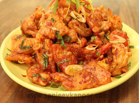 Crispy Fried Veg, Khasak Restaurant, streetbell.com, www.streetbell.com