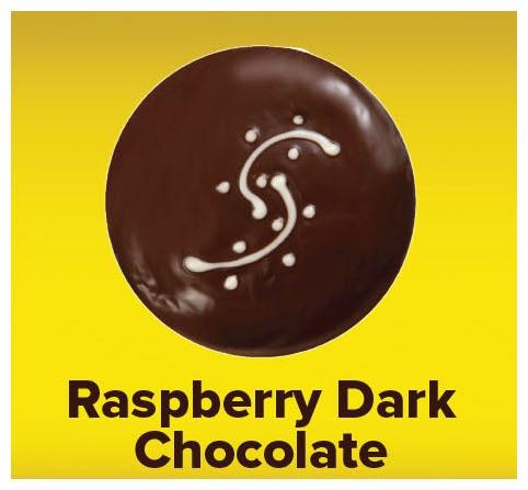 Rasberry Dark Choclate, Donut House, streetbell.com, www.streetbell.com