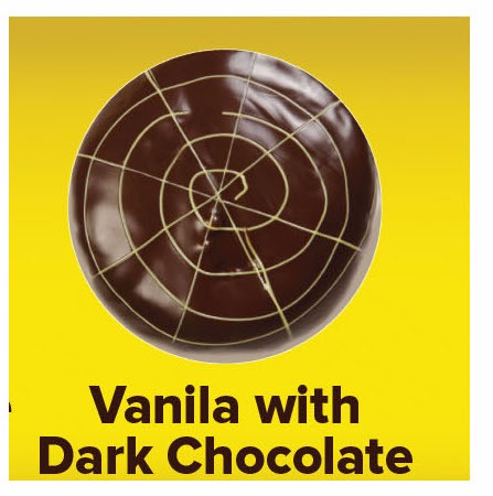 Vanilla with Dark Choclate, Donut House, streetbell.com, www.streetbell.com
