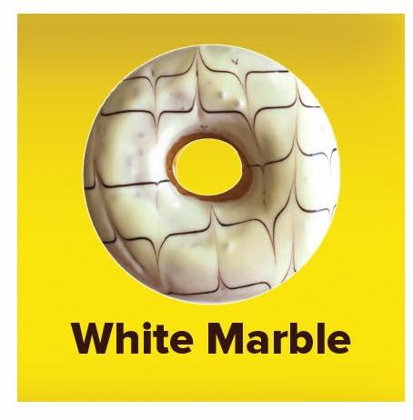 White Marble, Donut House, streetbell.com, www.streetbell.com