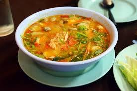 Tom Yum Chicken Soup, Le Arabia Kazhakoottam, streetbell.com, www.streetbell.com