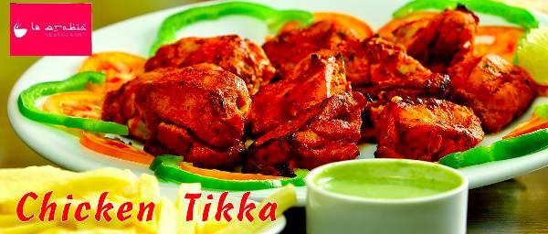 Chicken Tikka Boneless, Le Arabia Kazhakoottam, streetbell.com, www.streetbell.com