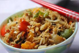 Veg Fried Rice, Samudra Floating Restaurant, streetbell.com, www.streetbell.com