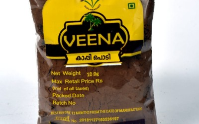 Veena coffee and curry powder