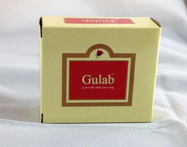 Gulab (Rose) Soap, Garden Ayurvedic Soaps, streetbell.com, www.streetbell.com