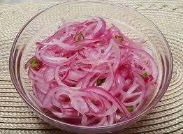 Onion Salad, ValiyaKadayil, streetbell.com, www.streetbell.com